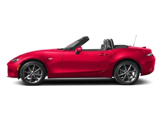 Soul Red Crystal 2018 Mazda MX-5 Miata Pictures MX-5 Miata Grand Touring Manual photos side view