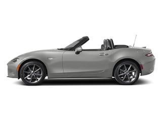 Ceramic Metallic 2018 Mazda MX-5 Miata Pictures MX-5 Miata Grand Touring Manual photos side view