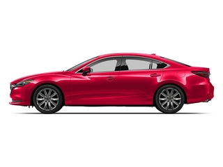 Soul Red Crystal Metallic 2018 Mazda Mazda6 Pictures Mazda6 Touring Auto photos side view