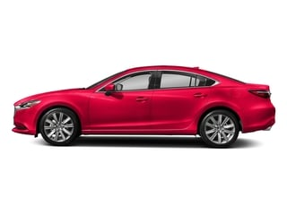Soul Red Crystal Metallic 2018 Mazda Mazda6 Pictures Mazda6 Signature Auto photos side view