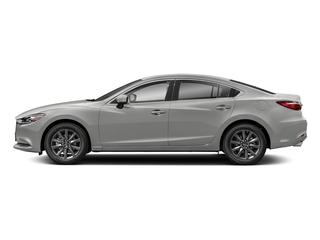 Sonic Silver Metallic 2018 Mazda Mazda6 Pictures Mazda6 Sport Auto photos side view