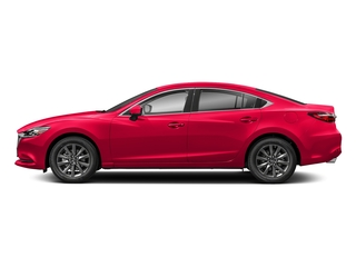 Soul Red Crystal Metallic 2018 Mazda Mazda6 Pictures Mazda6 Sedan 4D Sport I4 photos side view