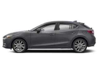Machine Gray Metallic 2018 Mazda Mazda3 5-Door Pictures Mazda3 5-Door Grand Touring Manual photos side view