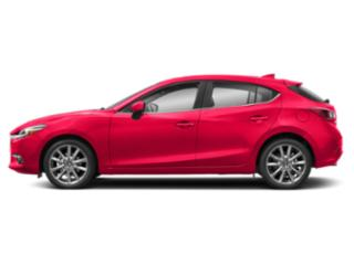 Soul Red Metallic 2018 Mazda Mazda3 5-Door Pictures Mazda3 5-Door Grand Touring Manual photos side view
