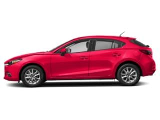 Soul Red Metallic 2018 Mazda Mazda3 5-Door Pictures Mazda3 5-Door Sport Auto photos side view