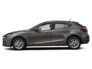 Titanium Flash Mica 2018 Mazda Mazda3 5-Door Pictures Mazda3 5-Door Sport Auto photos side view