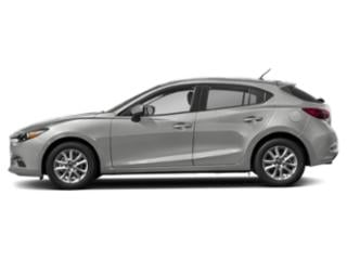 Sonic Silver Metallic 2018 Mazda Mazda3 5-Door Pictures Mazda3 5-Door Sport Auto photos side view