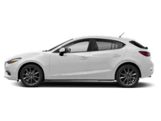 Snowflake White Pearl Mica 2018 Mazda Mazda3 5-Door Pictures Mazda3 5-Door Wagon 5D Touring 2.5L I4 photos side view