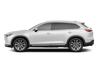 Snowflake White Pearl Mica 2018 Mazda CX-9 Pictures CX-9 Utility 4D Signature AWD I4 photos side view