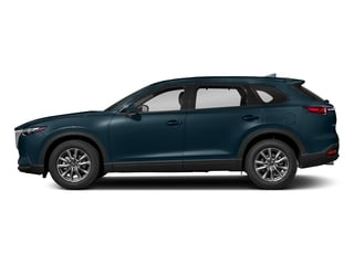 Deep Crystal Blue Mica 2018 Mazda CX-9 Pictures CX-9 Touring FWD photos side view