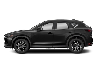 Jet Black Mica 2018 Mazda CX-5 Pictures CX-5 Utility 4D Touring AWD I4 photos side view