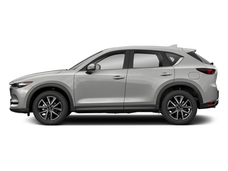 Sonic Silver Metallic 2018 Mazda CX-5 Pictures CX-5 Utility 4D Touring AWD I4 photos side view