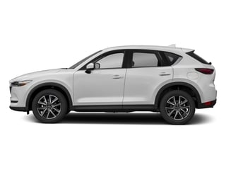 Snowflake White Pearl Mica 2018 Mazda CX-5 Pictures CX-5 Utility 4D GT AWD I4 photos side view