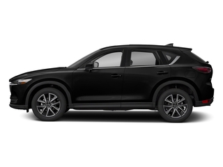 Jet Black Mica 2018 Mazda CX-5 Pictures CX-5 Utility 4D GT AWD I4 photos side view