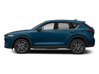 Eternal Blue Mica 2018 Mazda CX-5 Pictures CX-5 Utility 4D GT AWD I4 photos side view