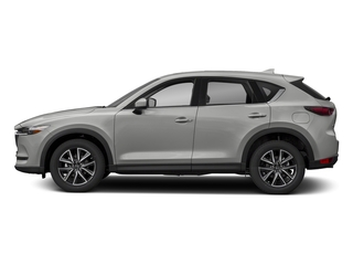 Sonic Silver Metallic 2018 Mazda CX-5 Pictures CX-5 Utility 4D GT AWD I4 photos side view