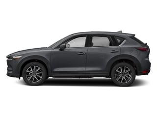 Machine Gray Metallic 2018 Mazda CX-5 Pictures CX-5 Utility 4D GT AWD I4 photos side view