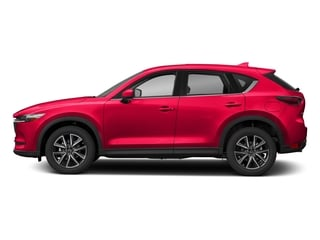 Soul Red Crystal Metallic 2018 Mazda CX-5 Pictures CX-5 Utility 4D GT AWD I4 photos side view
