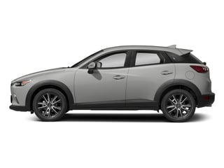 Ceramic Metallic 2018 Mazda CX-3 Pictures CX-3 Touring FWD photos side view