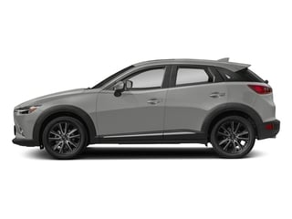Ceramic Metallic 2018 Mazda CX-3 Pictures CX-3 Grand Touring FWD photos side view