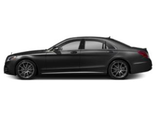 Magnetite Black Metallic 2018 Mercedes-Benz S-Class Pictures S-Class S 450 Sedan photos side view