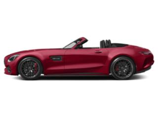 Jupiter Red 2018 Mercedes-Benz AMG GT Pictures AMG GT AMG GT C Roadster photos side view