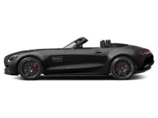 Magnetite Black Metallic 2018 Mercedes-Benz AMG GT Pictures AMG GT AMG GT C Roadster photos side view