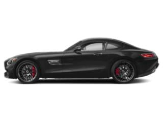 Magnetite Black Metallic 2018 Mercedes-Benz AMG GT Pictures AMG GT AMG GT C Coupe photos side view