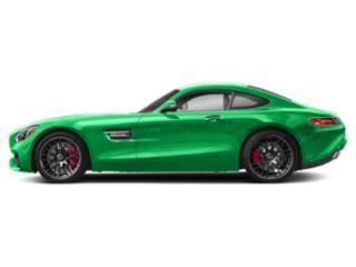 AMG Green Hell Magno 2018 Mercedes-Benz AMG GT Pictures AMG GT R 2 Door Coupe photos side view