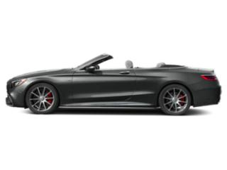 Selenite Grey Metallic 2018 Mercedes-Benz S-Class Pictures S-Class Convertible 2D S63 AMG AWD V8 Turbo photos side view
