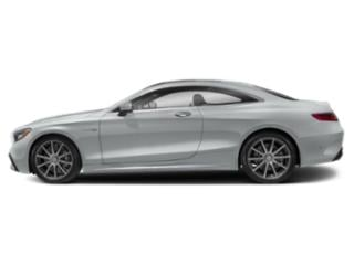 Iridium Silver Metallic 2018 Mercedes-Benz S-Class Pictures S-Class AMG S 63 4MATIC Coupe photos side view