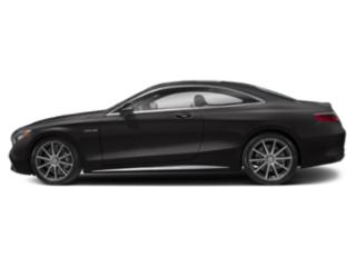 designo Mocha Black Metallic 2018 Mercedes-Benz S-Class Pictures S-Class AMG S 63 4MATIC Coupe photos side view