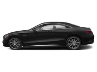 Obsidian Black Metallic 2018 Mercedes-Benz S-Class Pictures S-Class AMG S 63 4MATIC Coupe photos side view