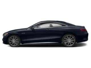 Lunar Blue Metallic 2018 Mercedes-Benz S-Class Pictures S-Class AMG S 63 4MATIC Coupe photos side view