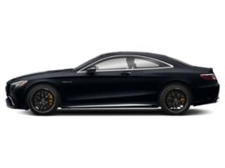 Anthracite Blue Metallic 2018 Mercedes-Benz S-Class Pictures S-Class 2 Door Coupe photos side view