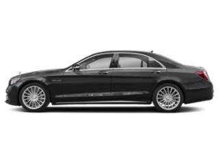 Black 2018 Mercedes-Benz S-Class Pictures S-Class AMG S 65 Sedan photos side view