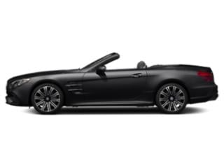 Black 2018 Mercedes-Benz SL Pictures SL SL 450 Roadster photos side view
