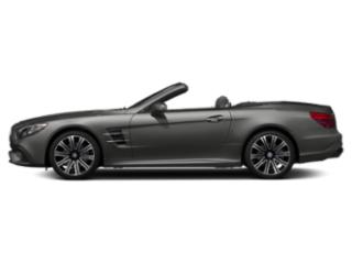 designo Selenite Grey Magno (Matte Finish) 2018 Mercedes-Benz SL Pictures SL SL 450 Roadster photos side view