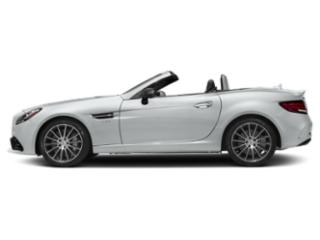 Iridium Silver Metallic 2018 Mercedes-Benz SLC Pictures SLC Roadster 2D SLC43 AMG V6 Turbo photos side view