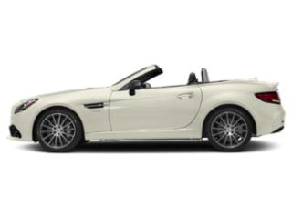 Polar White 2018 Mercedes-Benz SLC Pictures SLC Roadster 2D SLC43 AMG V6 Turbo photos side view