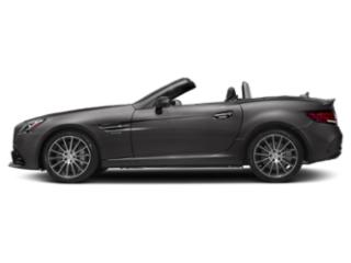 designo Shadow Grey Magno 2018 Mercedes-Benz SLC Pictures SLC Roadster 2D SLC43 AMG V6 Turbo photos side view