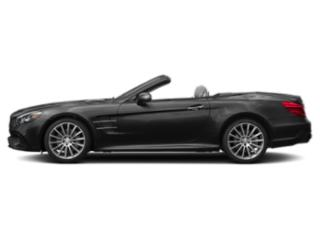 Magnetite Black Metallic 2018 Mercedes-Benz SL Pictures SL SL 550 Roadster photos side view