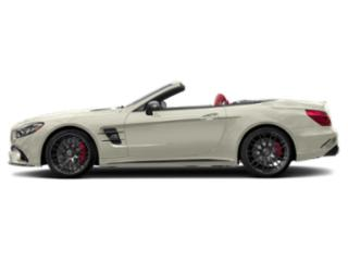 Polar White 2018 Mercedes-Benz SL Pictures SL Roadster 2D SL63 AMG V8 Turbo photos side view