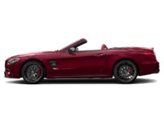 designo Cardinal Red Metallic 2018 Mercedes-Benz SL Pictures SL Roadster 2D SL63 AMG V8 Turbo photos side view