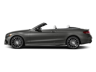 designo Selenite Grey Magno (Matte Finish) 2018 Mercedes-Benz C-Class Pictures C-Class Convertible 2D C43 AMG AWD V6 Turbo photos side view