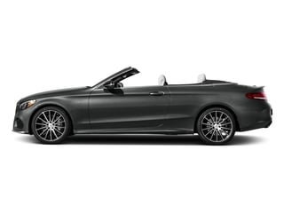 Selenite Grey Metallic 2018 Mercedes-Benz C-Class Pictures C-Class Convertible 2D C43 AMG AWD V6 Turbo photos side view