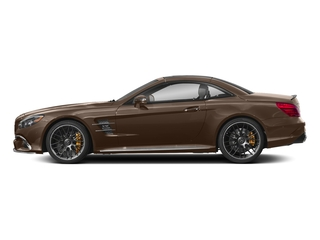 Dolomite Brown Metallic 2018 Mercedes-Benz SL Pictures SL AMG SL 65 Roadster photos side view