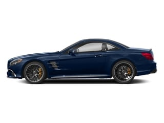 Brilliant Blue Metallic 2018 Mercedes-Benz SL Pictures SL AMG SL 65 Roadster photos side view