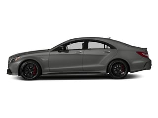 designo Magno Selenite Grey (Matte Finish) 2018 Mercedes-Benz CLS Pictures CLS AMG CLS 63 S 4MATIC Coupe photos side view