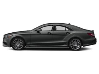 Selenite Grey Metallic 2018 Mercedes-Benz CLS Pictures CLS Sedan 4D CLS550 V8 Turbo photos side view